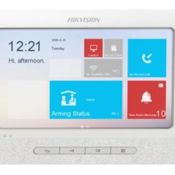 Monitor 7 inci TCP/IP cu Touch Screen Hikvision DS-KH6310