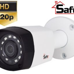 Kit supraveghere 4 camere exterior HD 720p all in one Safer