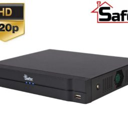 Kit supraveghere complet 4 camere HD exterior all in one Safer