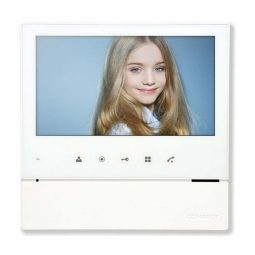 """COMMAX CDV-70H2 monitor LCD 7"""" hands-free"""